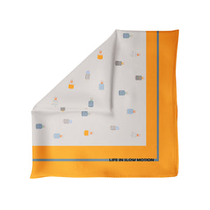 Fidenza - Silk Pocket Square