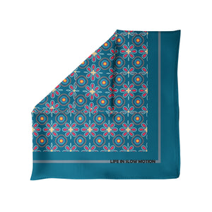Giulia - Silk Pocket Square