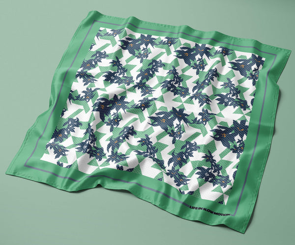 Rimini - Silk Pocket Square