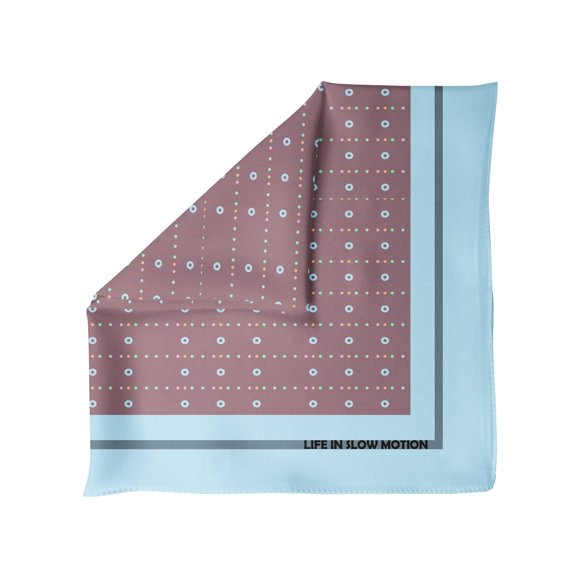 Sarzana - Silk Pocket Square