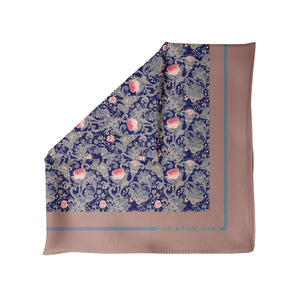 Teramo - Silk Pocket Square