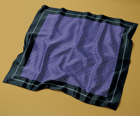 Trieste - Silk Pocket Square