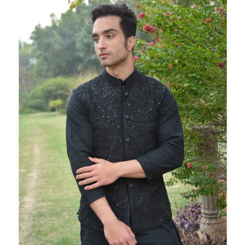 Dori Work Nehru Jacket