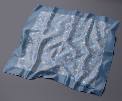 Venosa - Silk Pocket Square