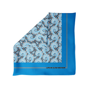 Vibo Valentia - Silk Pocket Square