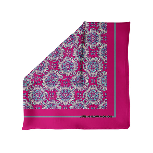 Forio - Silk Pocket Square