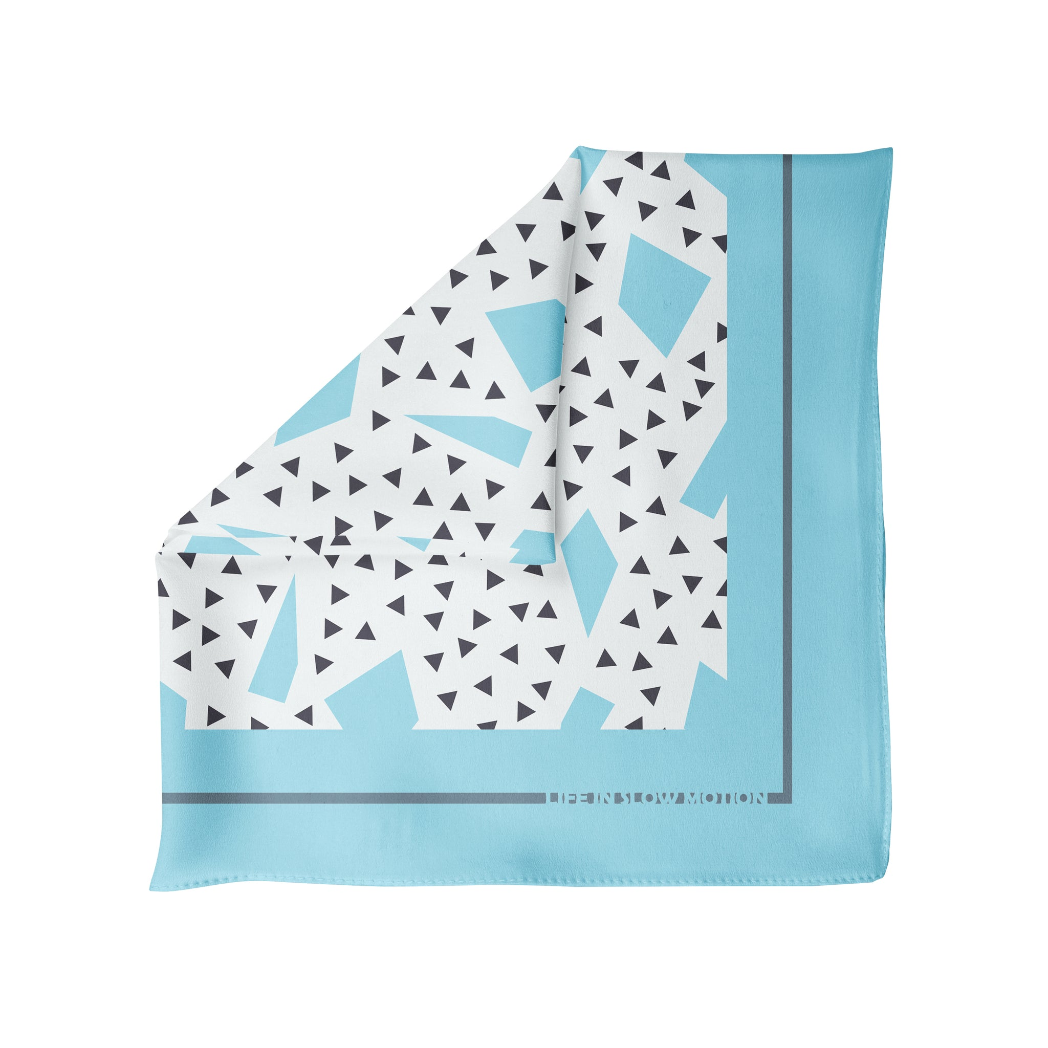 San Remo - Silk Pocket Square