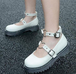 Cutie Pie Student Shoes