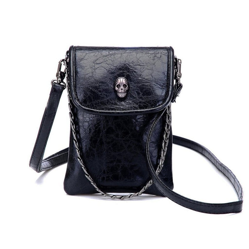 SKull Cross-body Bag