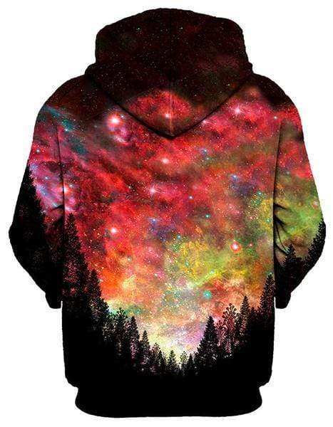 Forest Galaxy Unisex Hoodies