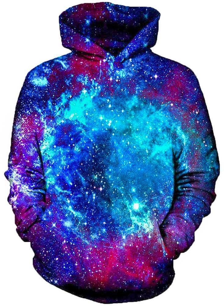 Deep Galaxy Unisex Hoodies