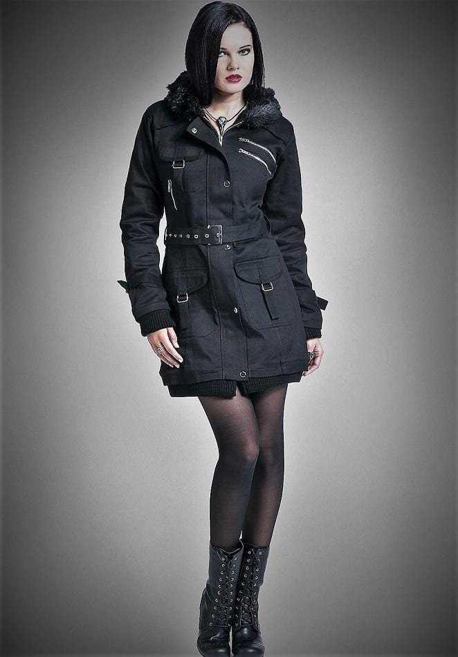 Stylish Mountaineer Overcoat