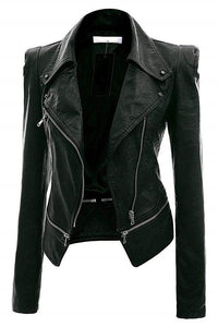 Hott Elegant Leather Jacket
