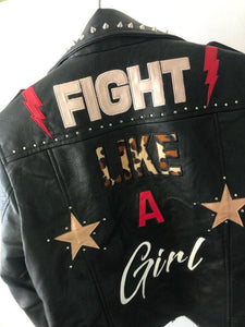 Fight Like a Girl Jacket
