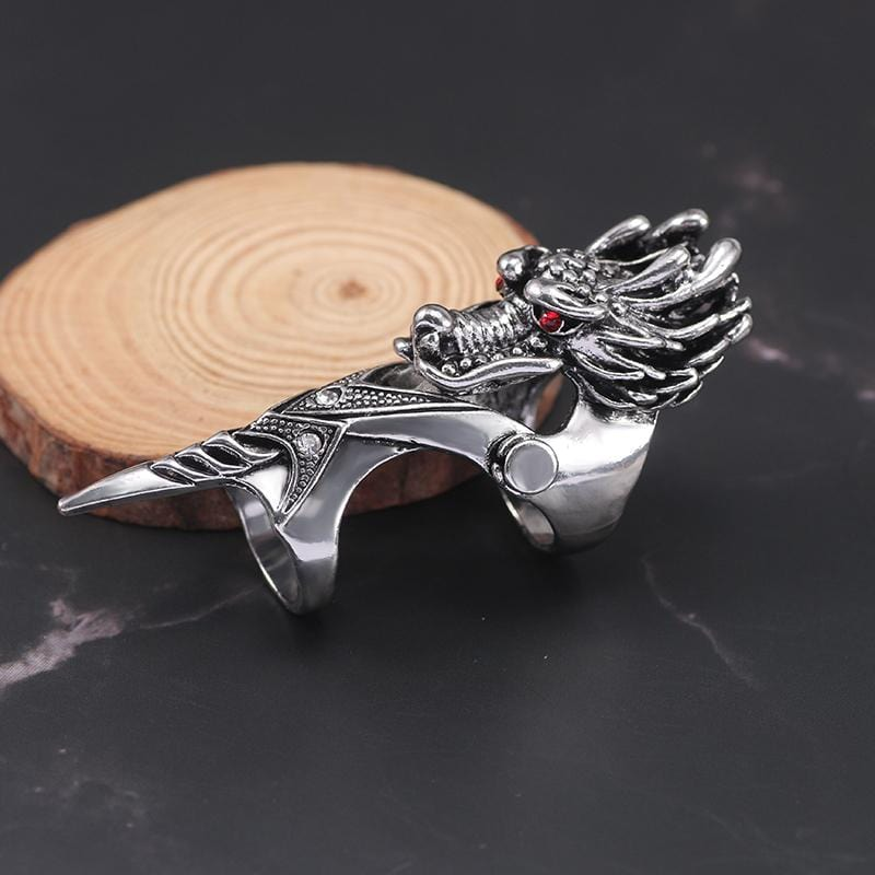 Full Dragon Armour Ring