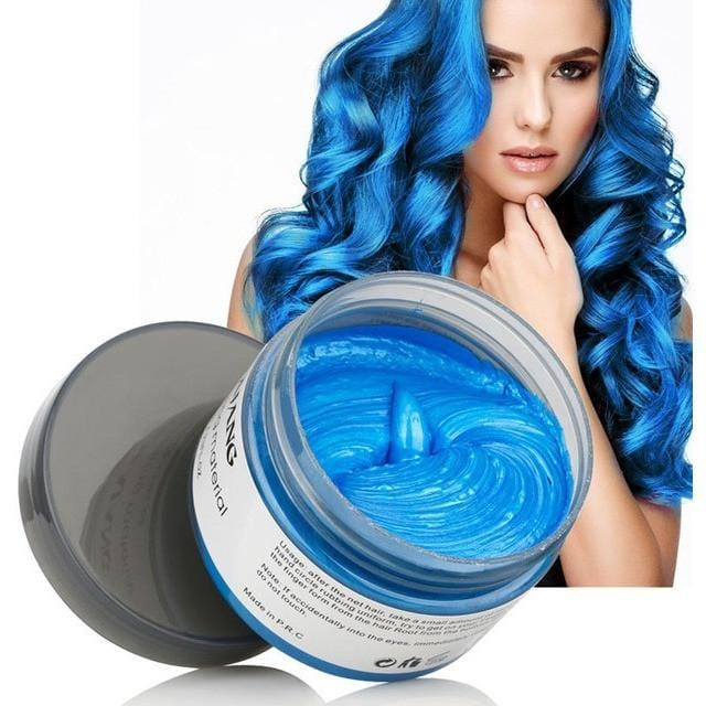 Dramatic Hair Coloring Wax