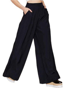 Black Pants Casual Loose Pants
