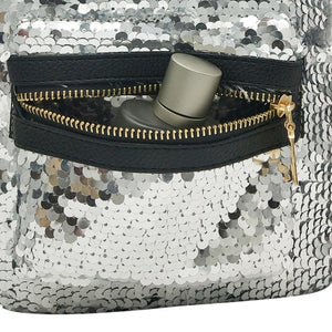 Rabbit Ear Sequins Backpack (multi)