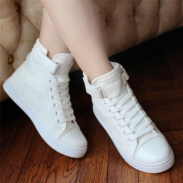 Women Vulcanize Shoes