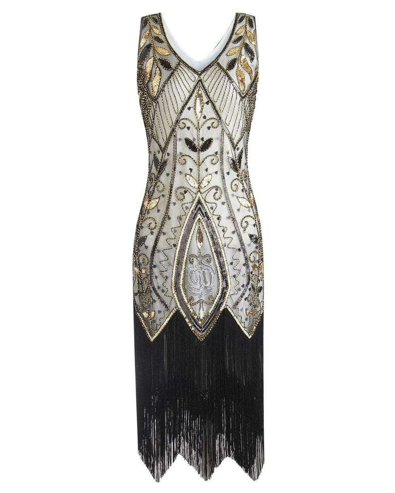 Roaring 20s Flapper Dress
