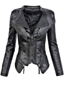 Stylish Slim Dark Jacket
