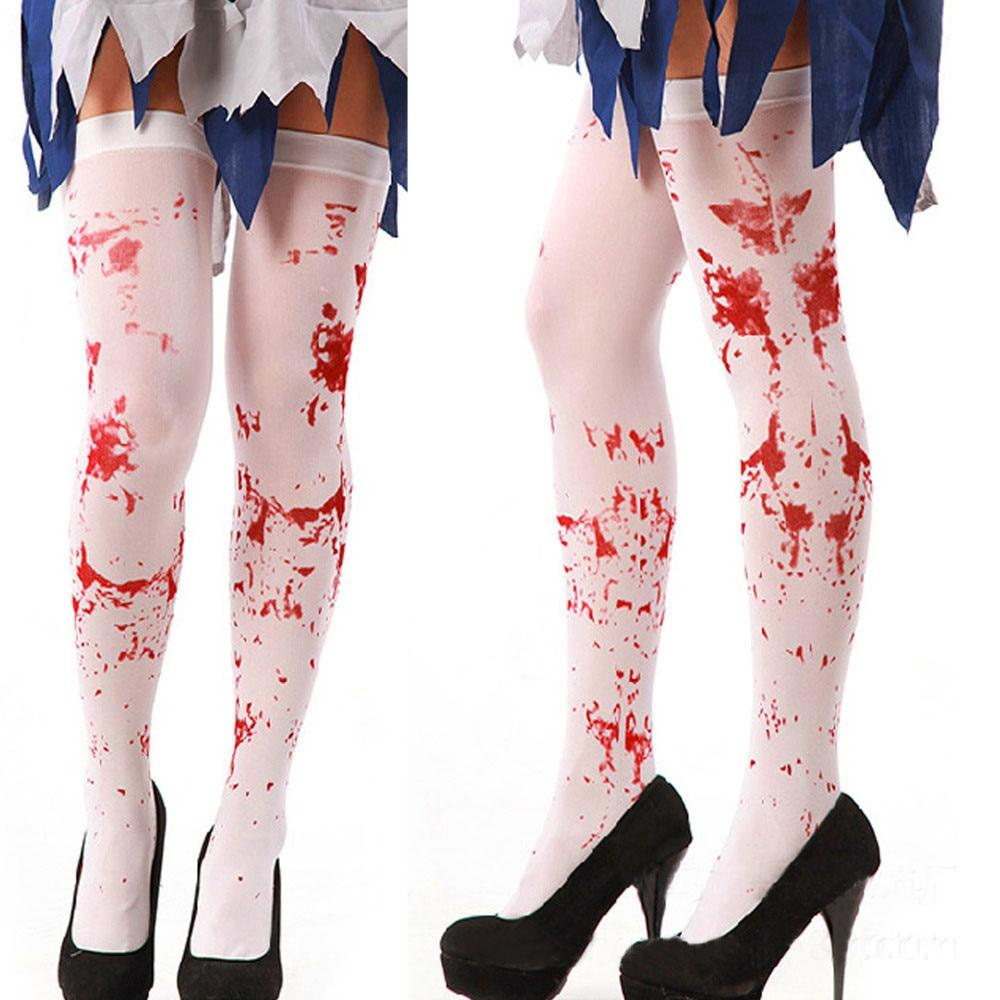 Women Horror Scene Socks