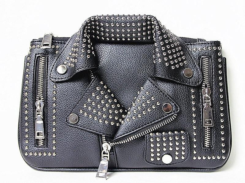 Rivet Motorcycle Handbag