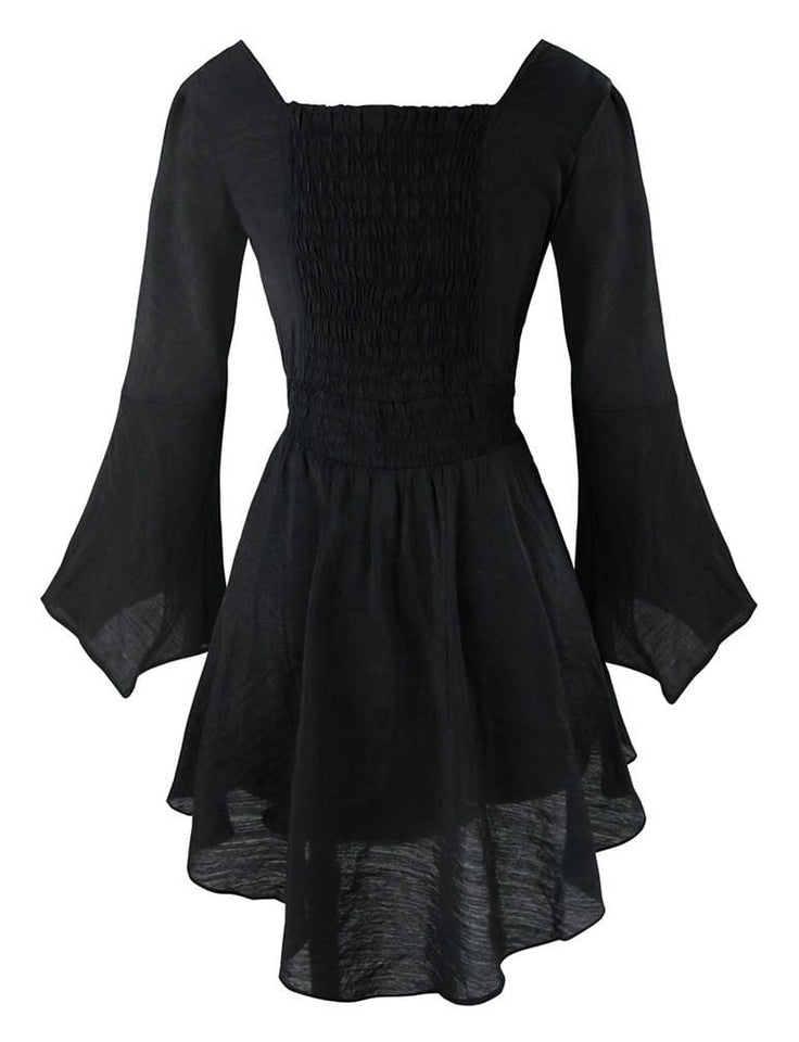 Victorian Gothic Casual Dress