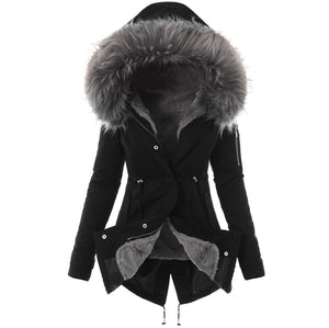 Women's Thick Luxury Winter Jacket