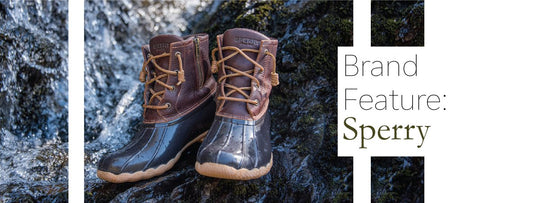 Brand Feature: Sperry