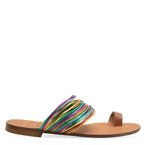 Black Suede Studios - Cora in Rainbow