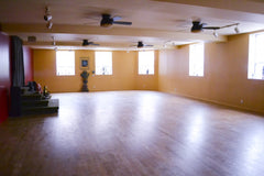 Downward Dog Yoga space