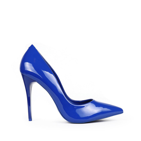 House of Hayla Royal Blue Heel