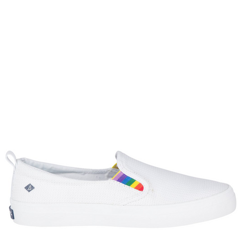 Sperry - Crest Twin Gore Pride Slip On