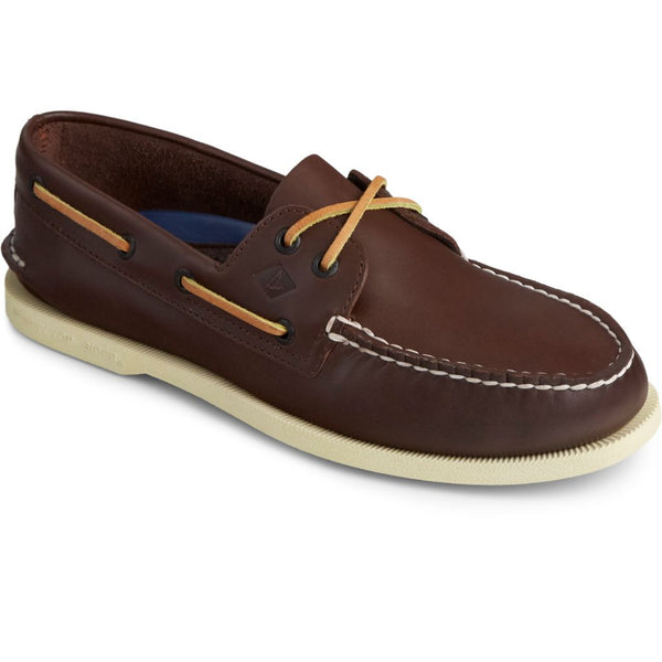 Sperry Men's Authentic Original Boat Shoe in Classic Brown