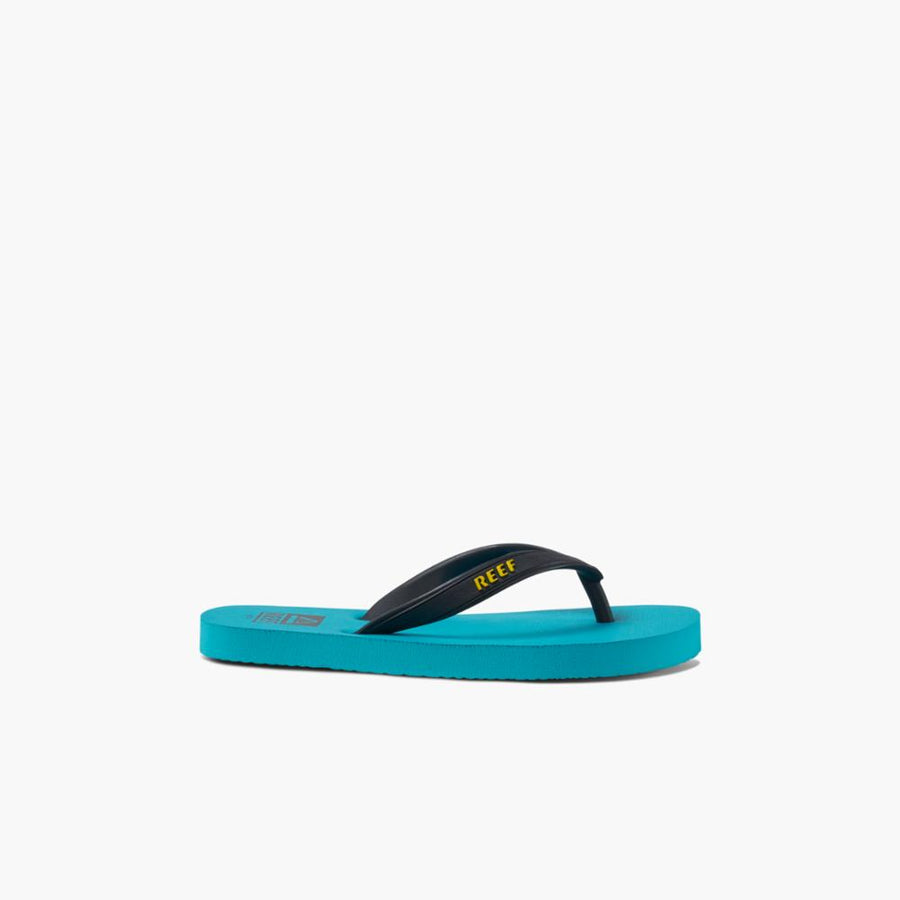 Reef  Women's 05066 Kids Switchfoot Black/Turquoise M