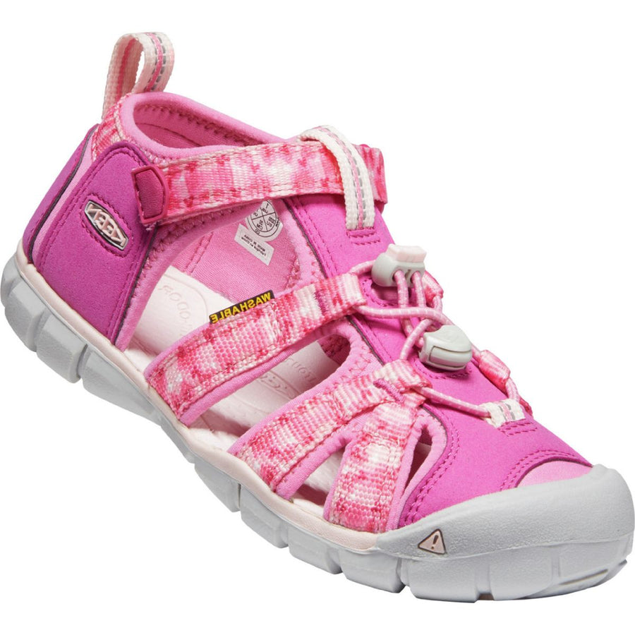 Keen Kids Seacamp II CNX in Very Berry/Pink Carnation