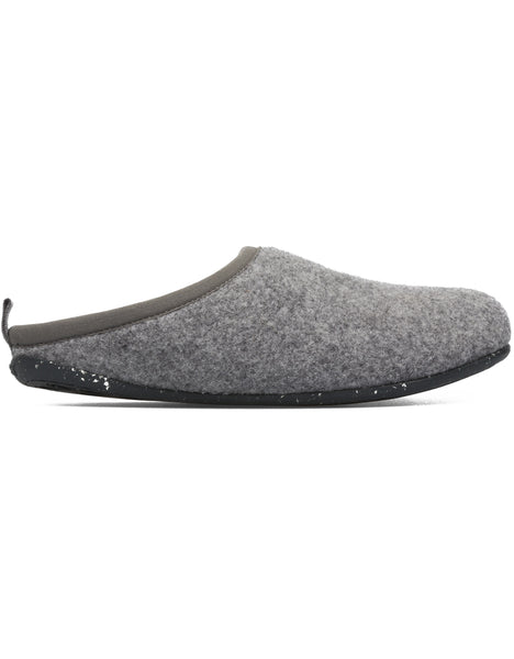 Camper Women's Wabi in Lt. Pastel Grey Slippers CAMPER 39