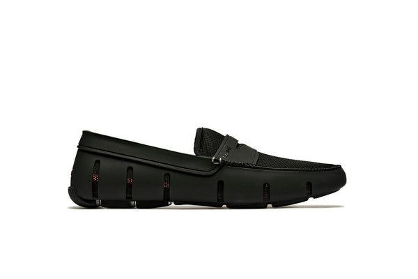 Swims Men's Penny Loafer in Black