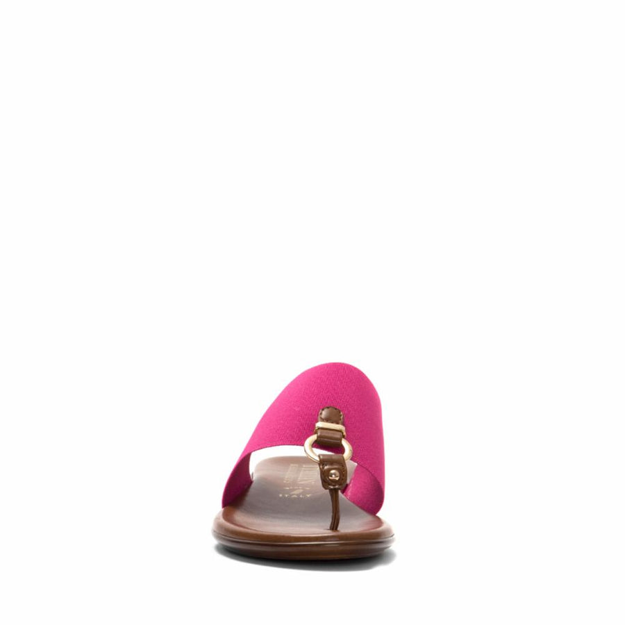 Italian Shoemakers Women's 5155D0 Pink M Sandals Italian Shoemakers
