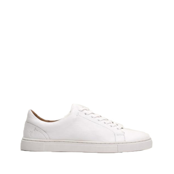 Frye Women's 71183 Ivy Low Lace White M Sneakers Frye Women 6.5