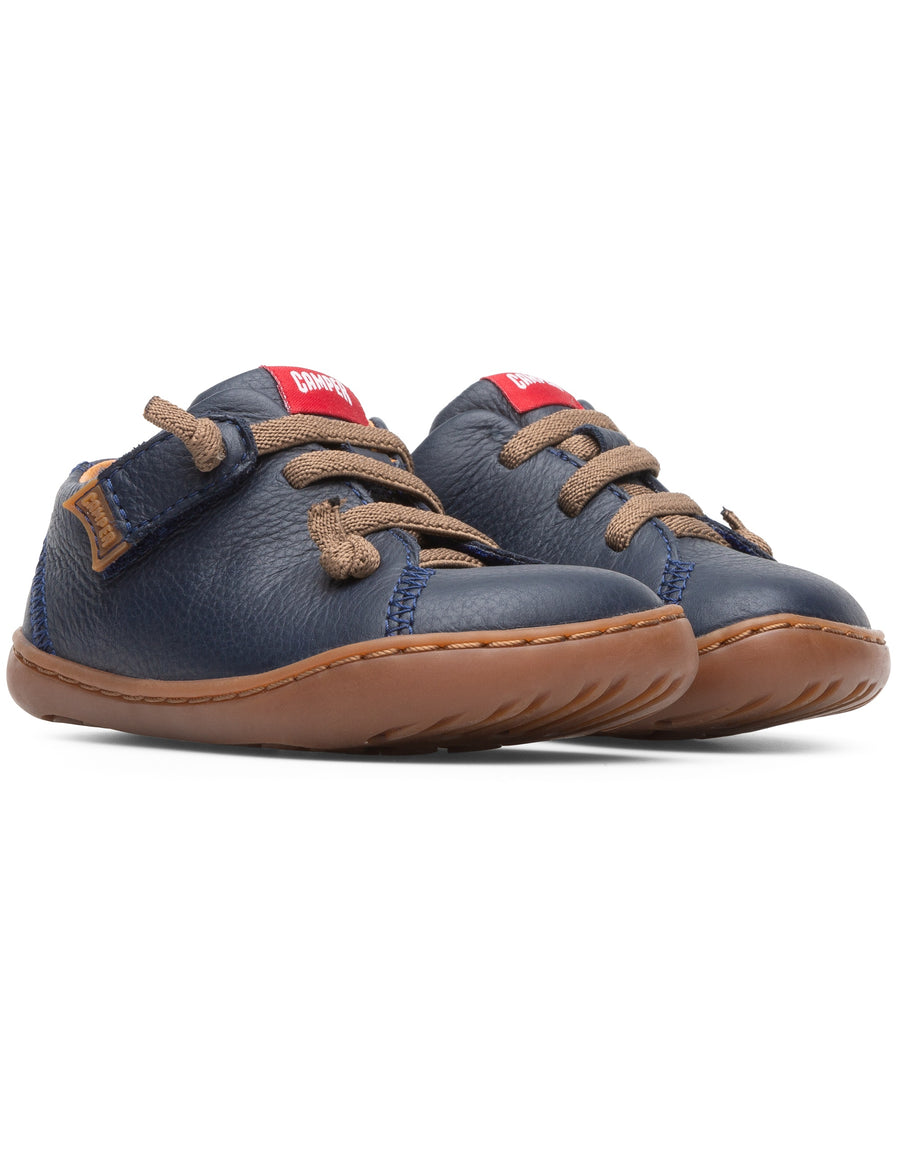 Camper Kids Peu Cami Fw in Blue Kids Sneakers Camper