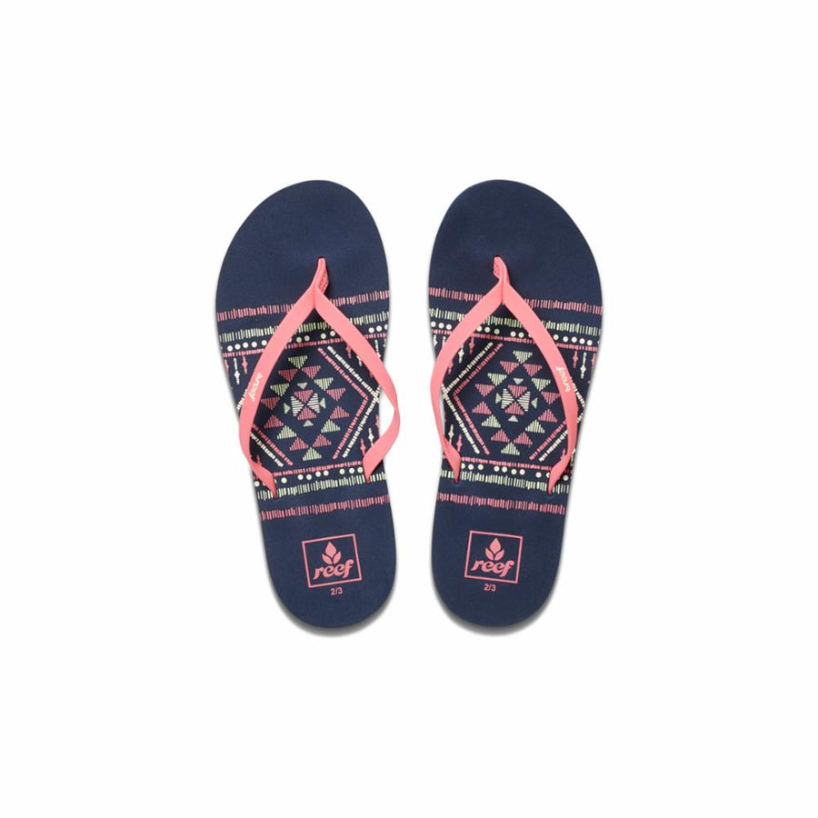 Reef Women's A3vbh Kids Reef Bliss-Full Pink M Kids Sandals Reef Kids