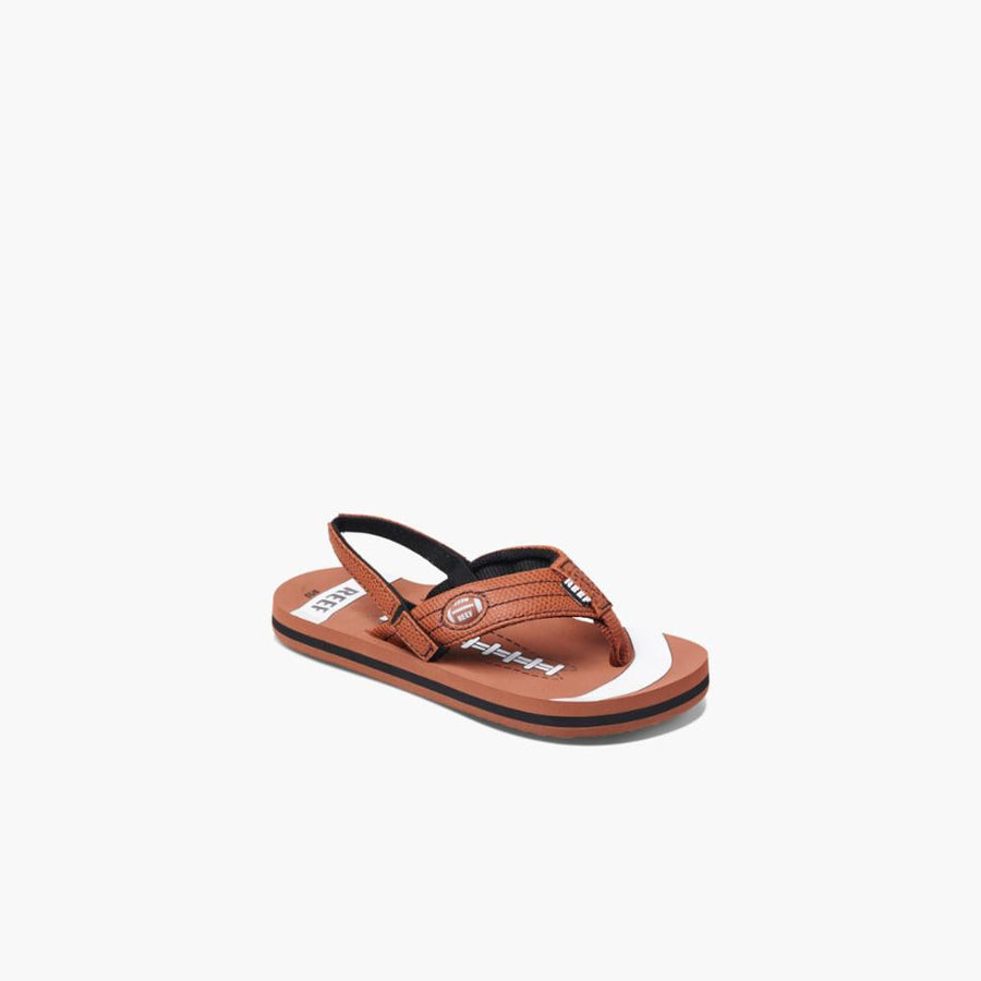 Reef  Women's A3ym4 Little Ahi Sports Brown M