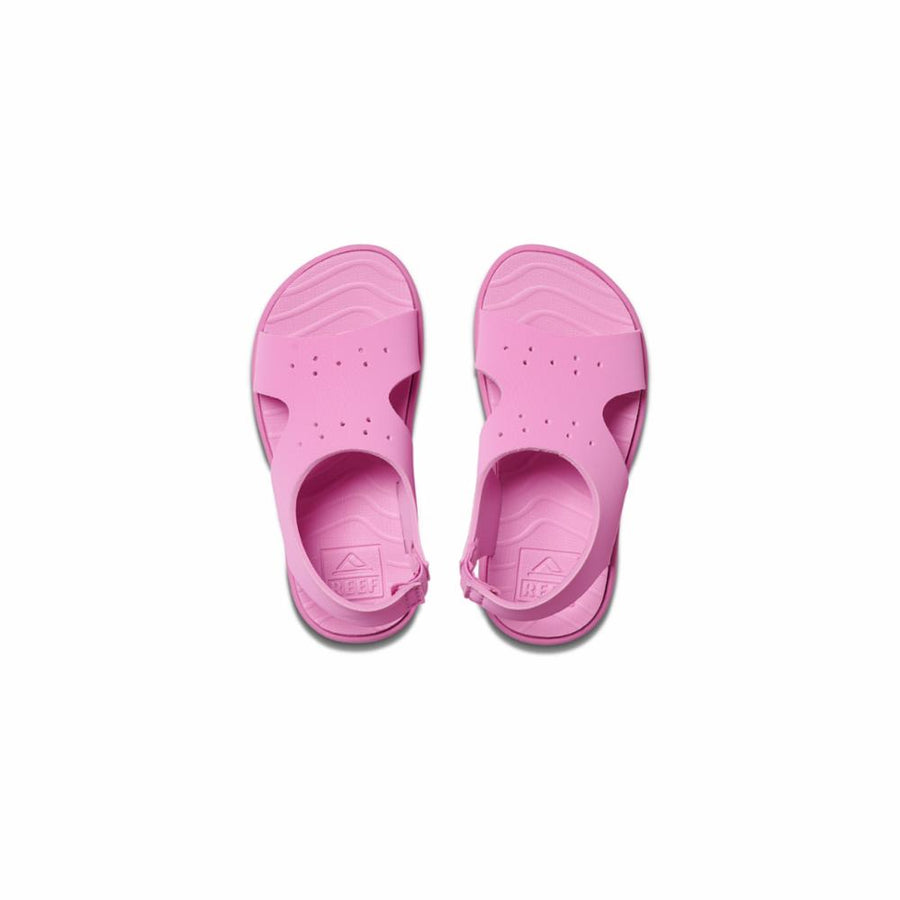 Reef Women's A3ynv Little Reef Beachy Purple M Kids Sandals Reef Kids