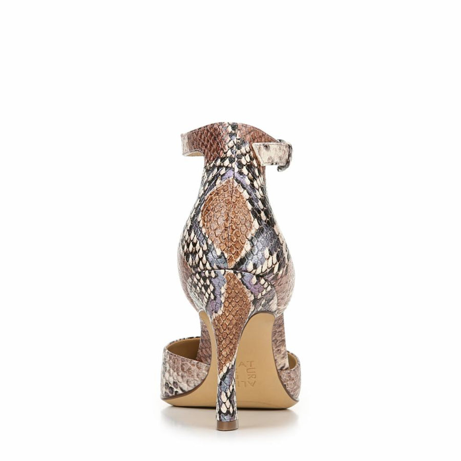 Naturalizer Women's Aurelia Animal Print M Heels Naturalizer