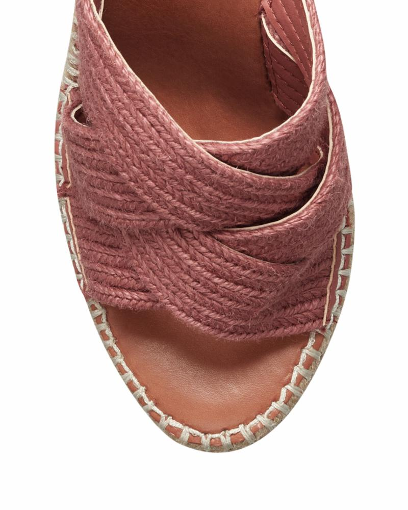 Vince Camuto Women's Bailah Pink M