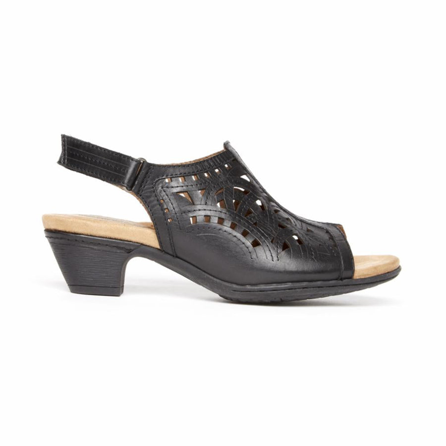 Cobb Hill Women's Cbd37bk Abbott Black M