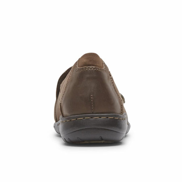 Cobb Hill Women's Cg8932 Penfield Brown N Sneakers Cobb Hill