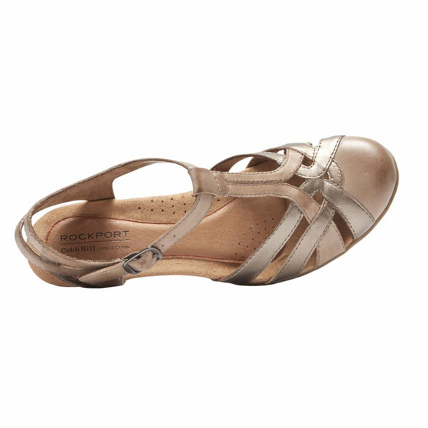 Cobb Hill Women's Ch0768 Abbott Multi M Sandals Cobb Hill